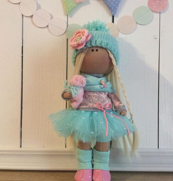 Кукла большеножка может быть такой