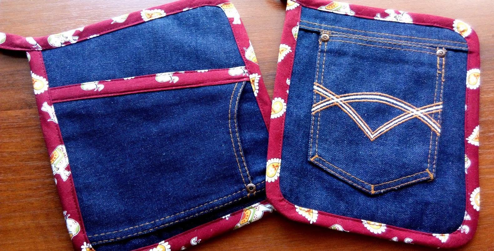 обеих прихватки из старых джинсов своими руками фото сибирской язвы богатая